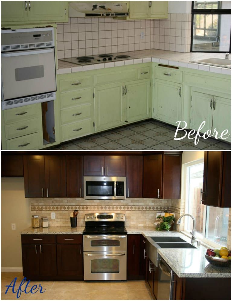 6 before and after kitchen remodels you ll love so much on kitchens that ll make you want to redo yours id=33346
