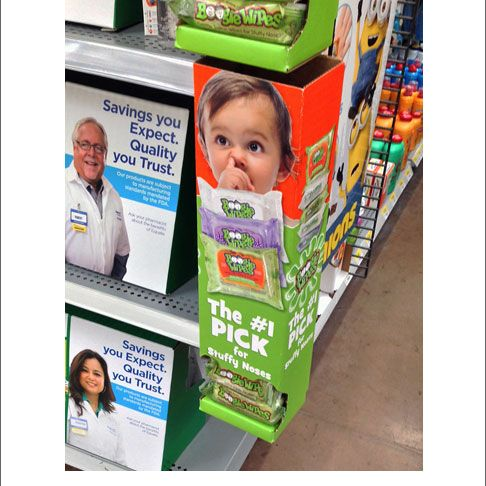 Popon | Image Gallery | Boogie Wipes Stuffy Noses Mini Wing