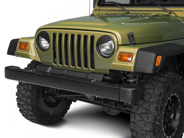 Redrock 4x4 Angry Eyes Headlight Conversion 97 06 Jeep Wrangler