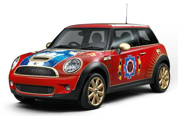 One Off George Harrison MINI Cooper S