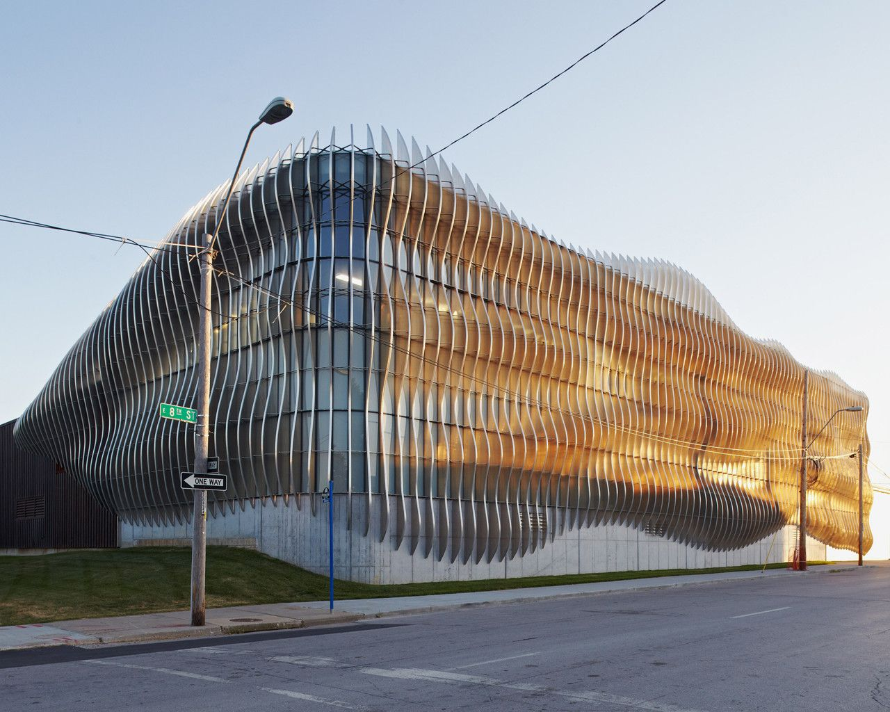 Gallery of Zahner Factory Expansion / Crawford Architects - 2 ...