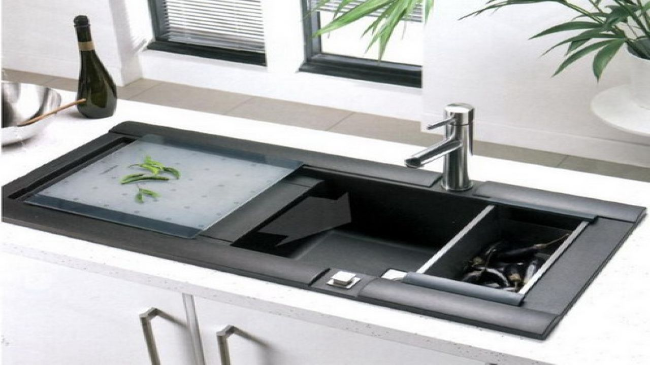 Getting To Know Different Kitchen Sink Shapes And Types Ideas For The House Pinterest
