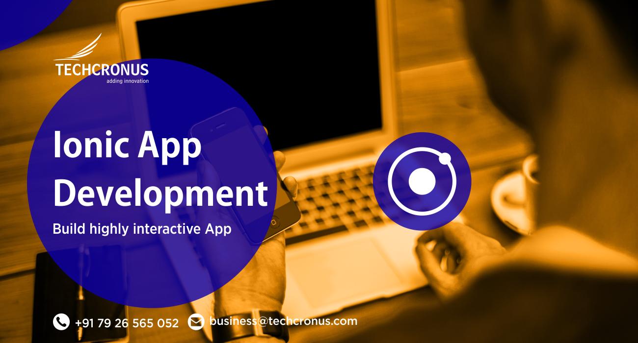 Ionic App Development, Ionic Framework India App