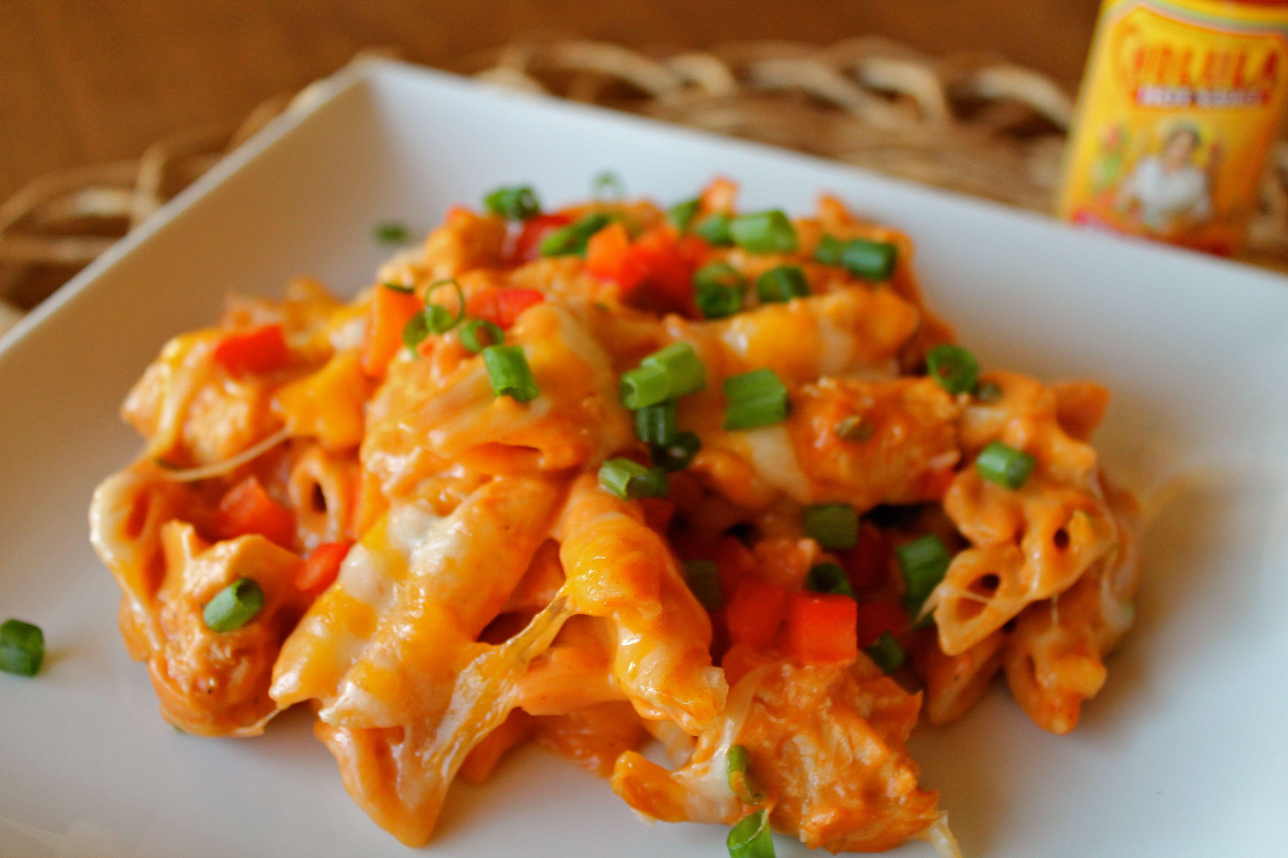 Cheesy chicken enchilada pasta recipe chicken