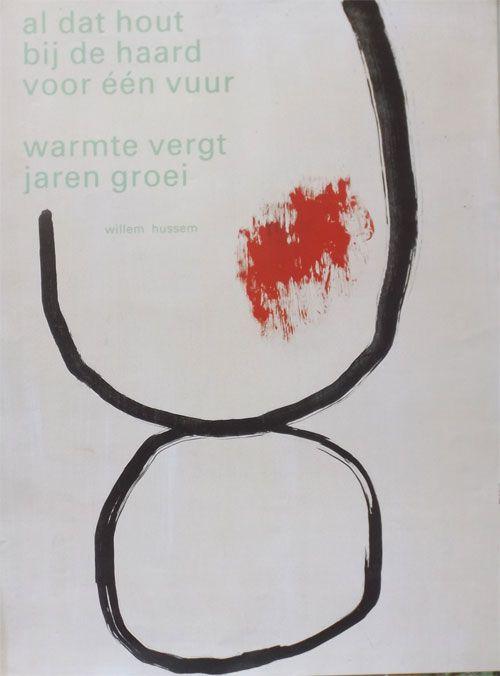 Nieuw Willem Hussem, Gedichten (met afbeeldingen)   Gedichten, Poster, Thema SS-78