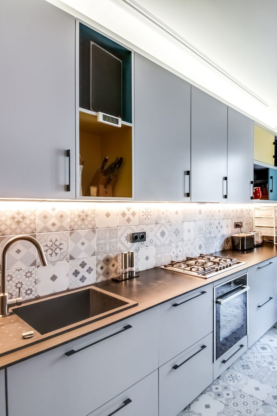 Cuisine Ikea Relookee Idees Pour La Personnaliser En 2020