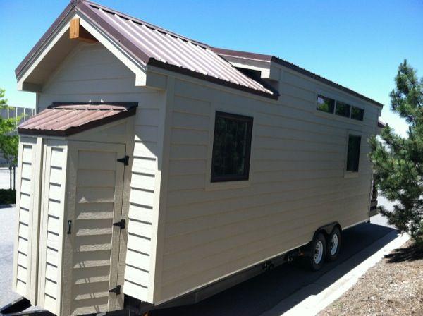 Dakota Tiny Houses Sq Ft Dakota Tiny House Built Like - Dakota tiny house on wheels