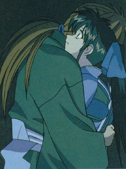 Resultado de imagem para kaoru e Kenshin