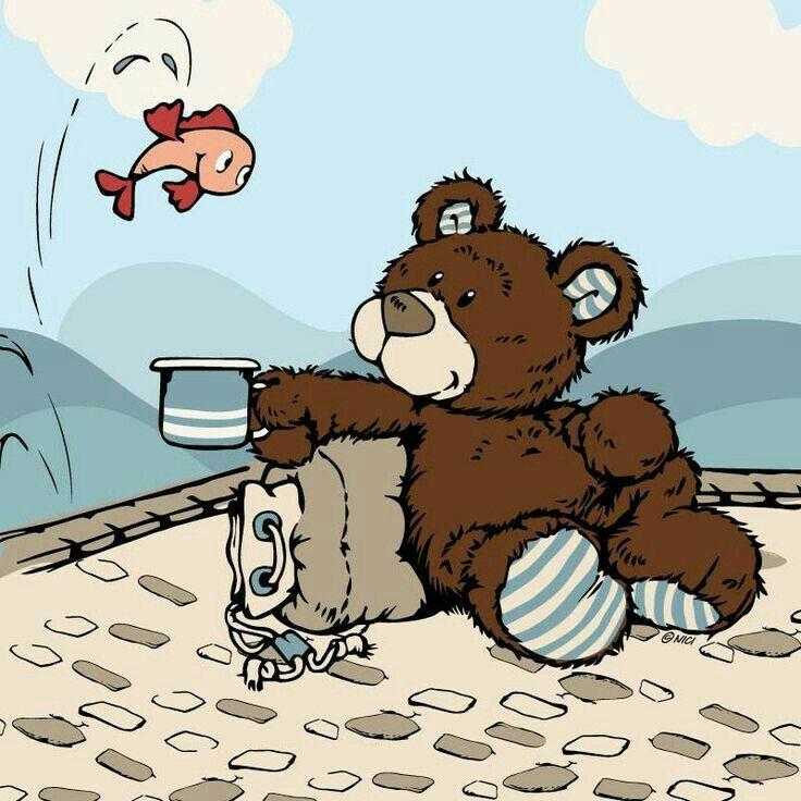 более картинка марширующий медвежонок регулятор давления