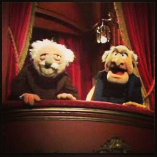 1000 Ideas About Statler And Waldorf On Pinterest: Statler And Waldorf
