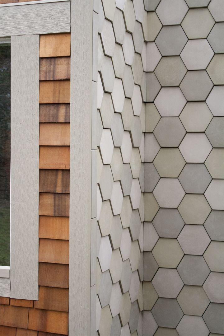 Tile For Your Mid Century Home Hex Tile Modern Tiles Shingling