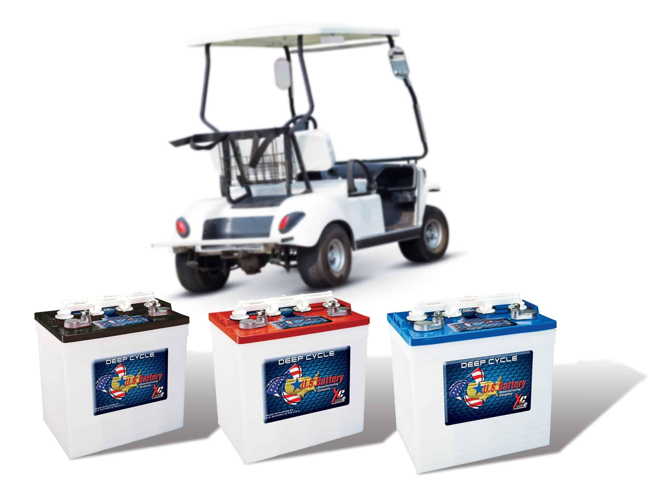 The Best 6 Volt Golf Cart Batterie Best Golf Cart Golf Cart Batteries Golf Carts