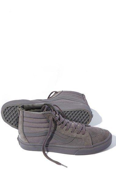 91f10b2c867 Vans 'Sk8-Hi Reissue Zip' Sneaker (Unisex) available at #Nordstrom ...