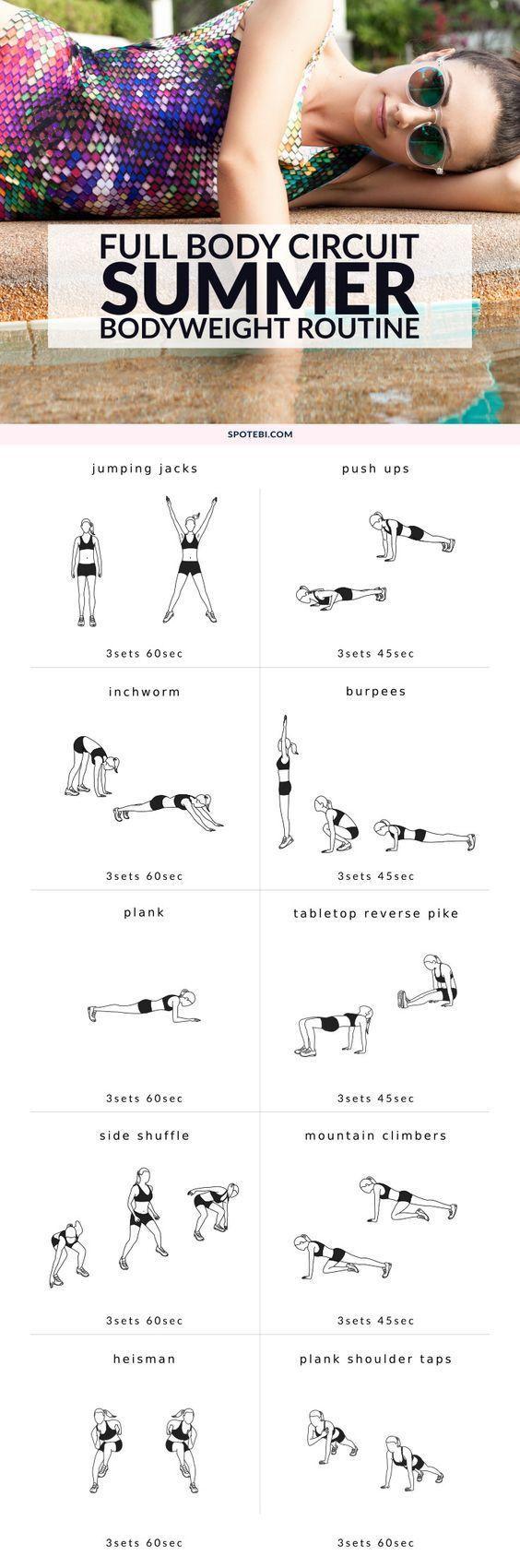 Full Body Workouts #10