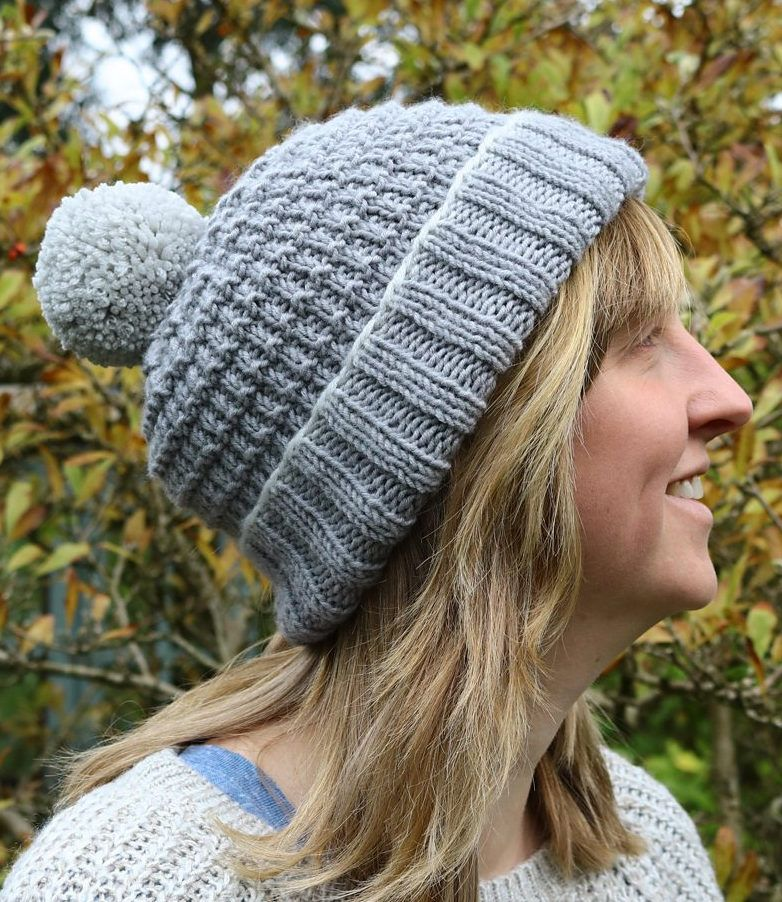 Free November 2017 Only - Knitting Pattern for 4 Row Repeat Alexis ...