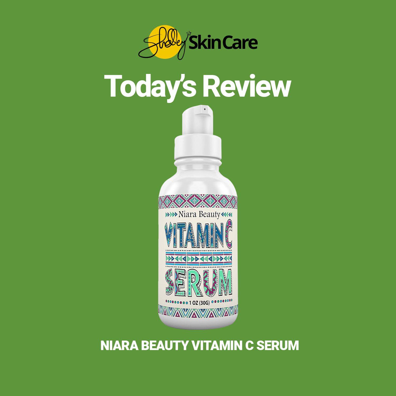 Niara Beauty Vitamin C Serum Shelley Skin Care Beauty