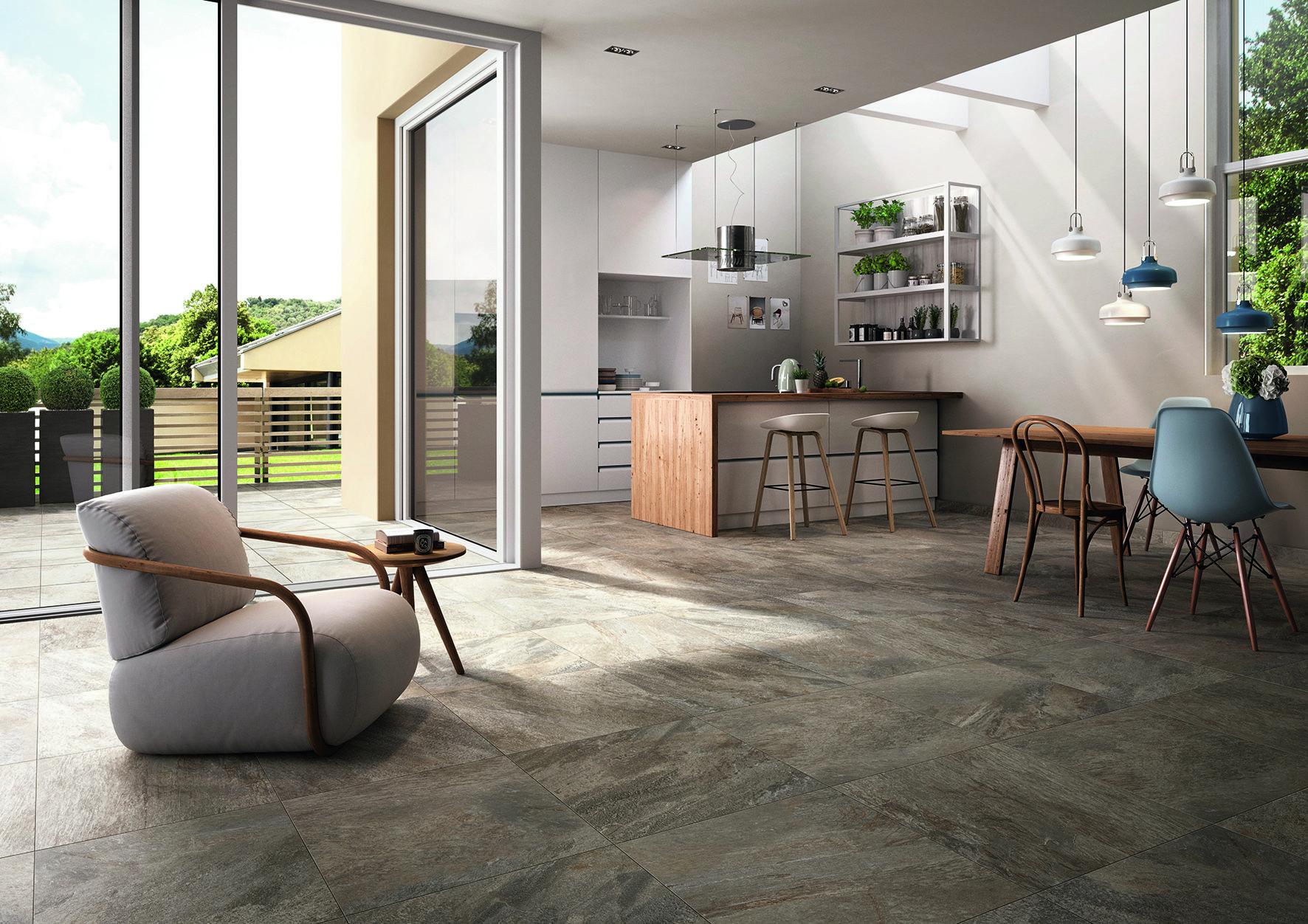 Die moderne Wohnküche als Herzstück von Haus oder Wohnung Die offene ...
