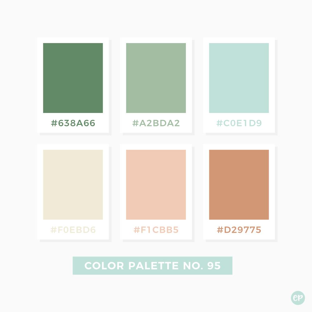 Color Palette No 95 In 2020 Color Palette Pantone Colour Palettes Color Palette Bright
