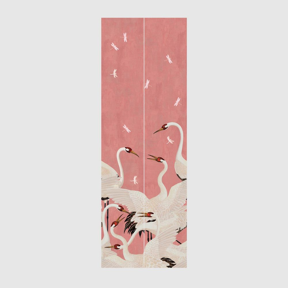 Heron Gucci Wallpaper 2019 Design Trend Animal print
