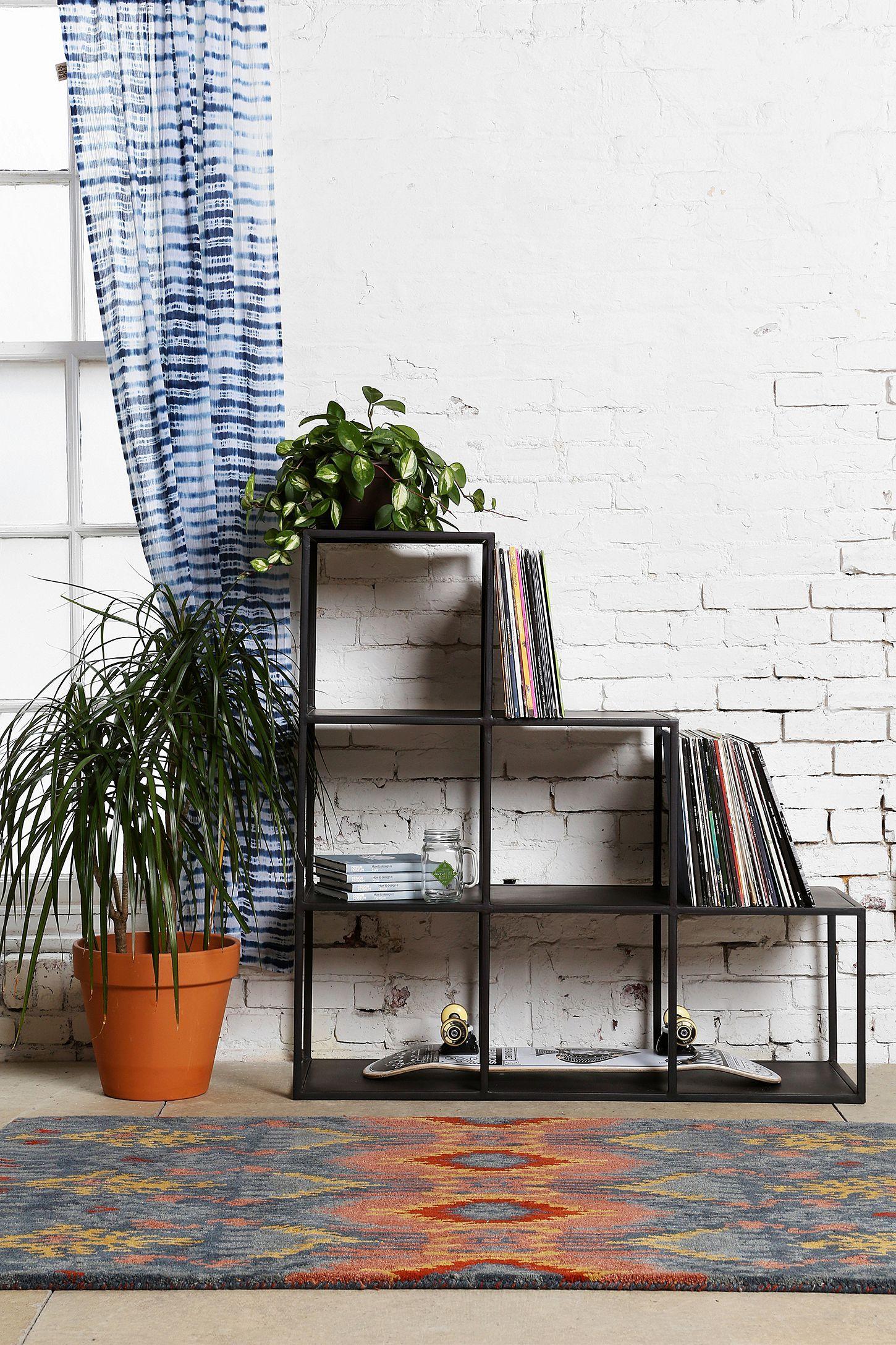 4040 Locust Metal Cube Bookcase Idées de décoration