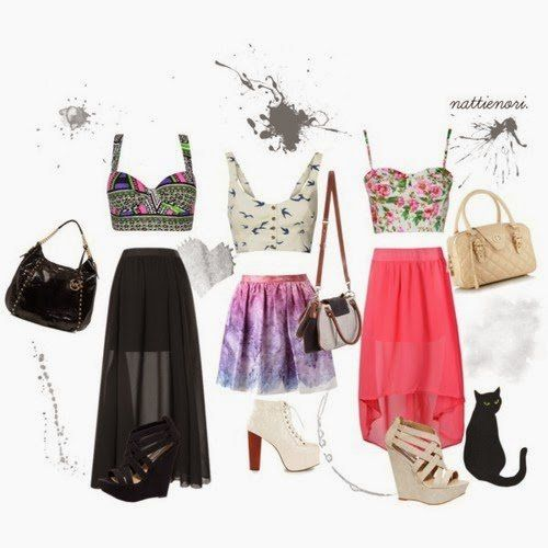 28 Trendy Skirts Outfit Ideas for a Chic Summer
