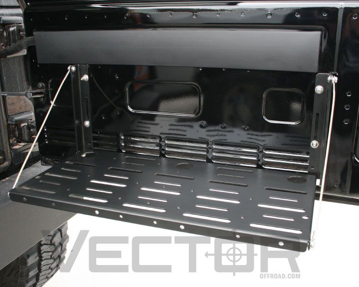 Jk Tailgate Tables The Lowdown Expedition Portal Tailgate Table Jeep Doors Jeep Wrangler Tj Accessories