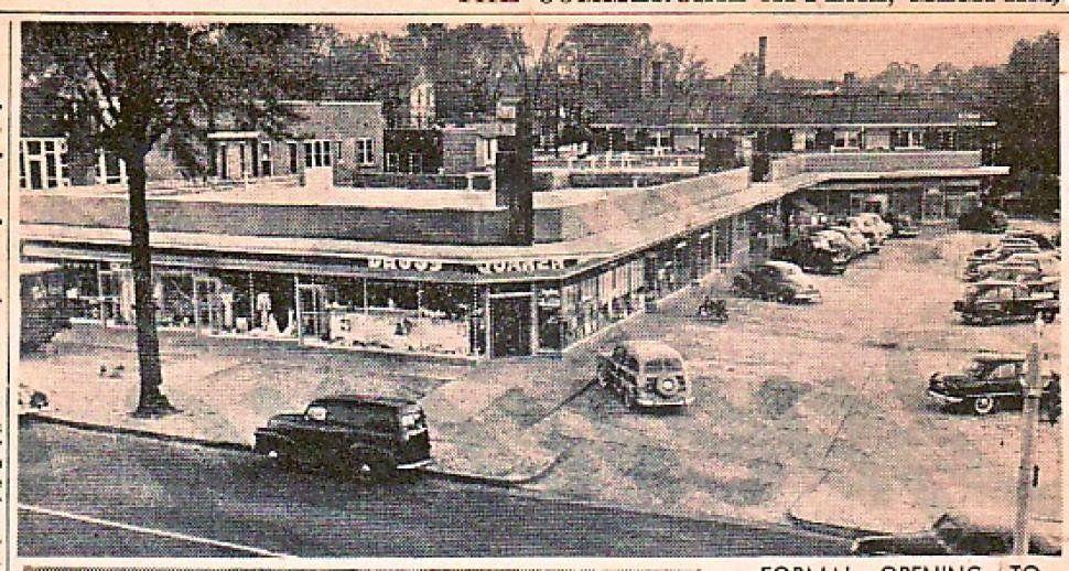 Lost Memphis The Bomah Shopping Center Memphis