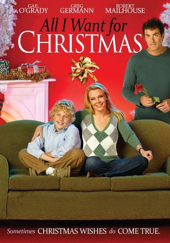 Best Buy All I Want For Christmas Dvd 2007 Christmas Movies Hallmark Channel Christmas Movies Family Christmas Movies