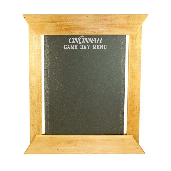 """""""Cincinnati"""" Artisan Chalk Board"""