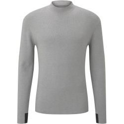 Photo of Tom Tailor Herren Strickpullover in Melange-Optik, grau, Gr.xxl Tom TailorTom Tailor