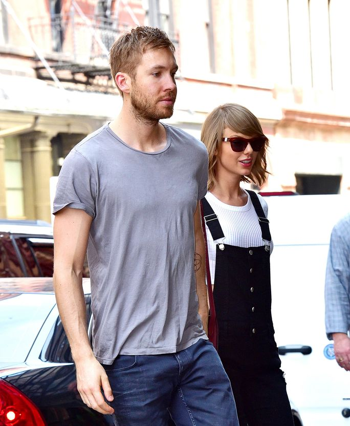 Taylor Swift And Calvin Harris Married: Calvin Harris Cat-Sits For Taylor Swift And Shares A Too