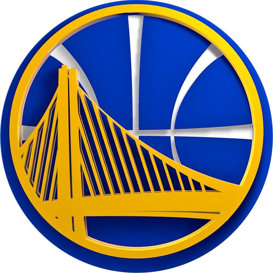 Rockets Vs Warriors Full Game 2019: Golden State Warriors 3D Logo