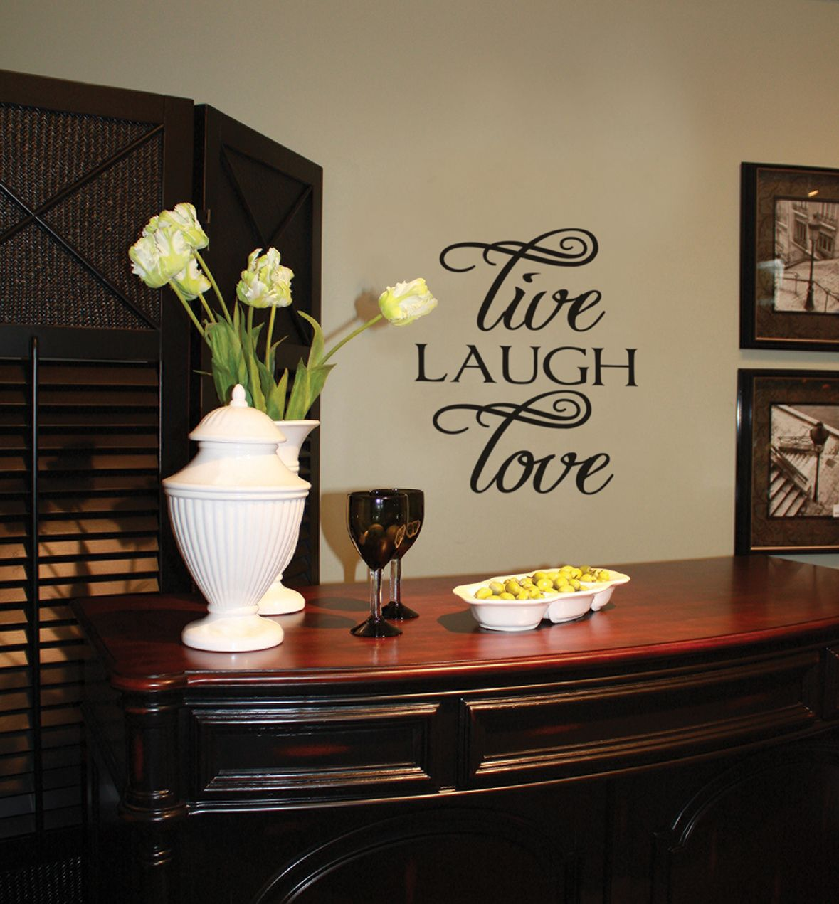 Live Laugh Love //www.simplysaiddesigns.com/simplysaiddesigns ... on