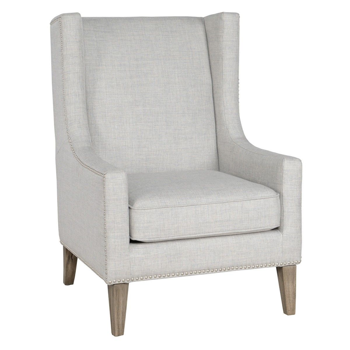 Erie club chair gray accent chairs seating furniture products handcrafted sustainable furnishings