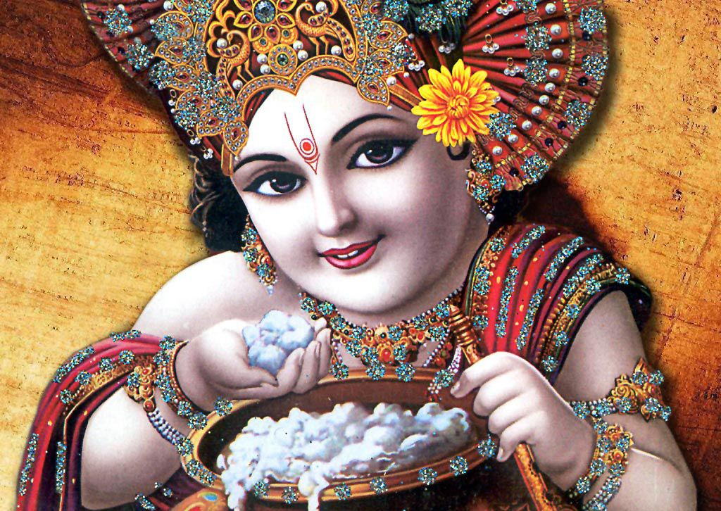 25 Super Cute Images Of Bal Gopal Krishna Everyone Will