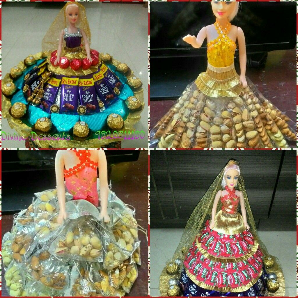 Indian Wedding Gifts Packing Ideas: Pin By Nazma Haque On Wedding Sweets Thaals