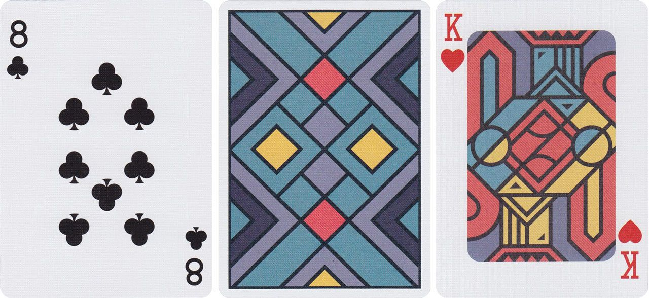 10 Modern Decks Of Playing Cards To Keep You In The Game Playing Cards Design Modern Deck Playing Card Deck