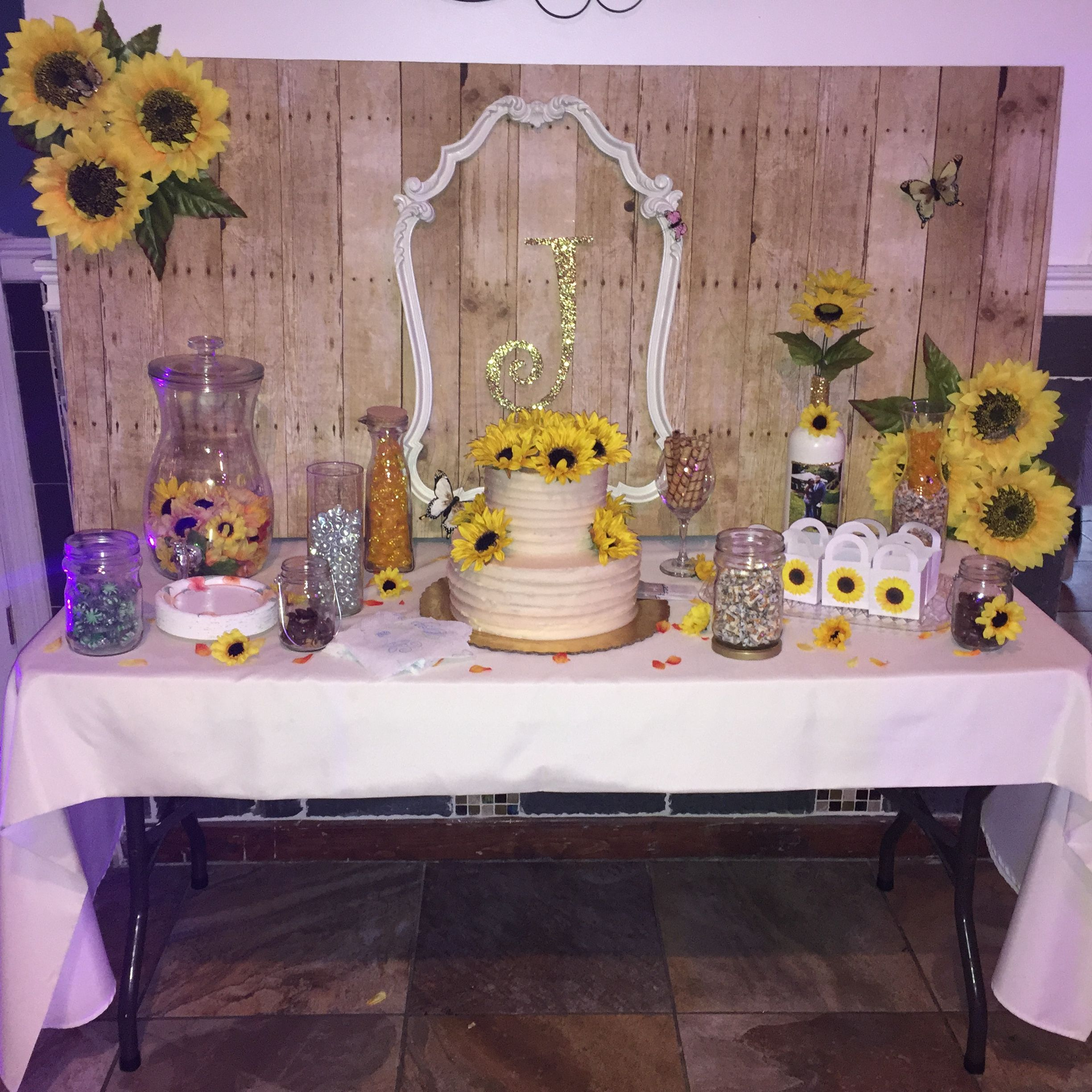 Sunflower Baby Shower Sunflower Baby Showers Sunflower Party