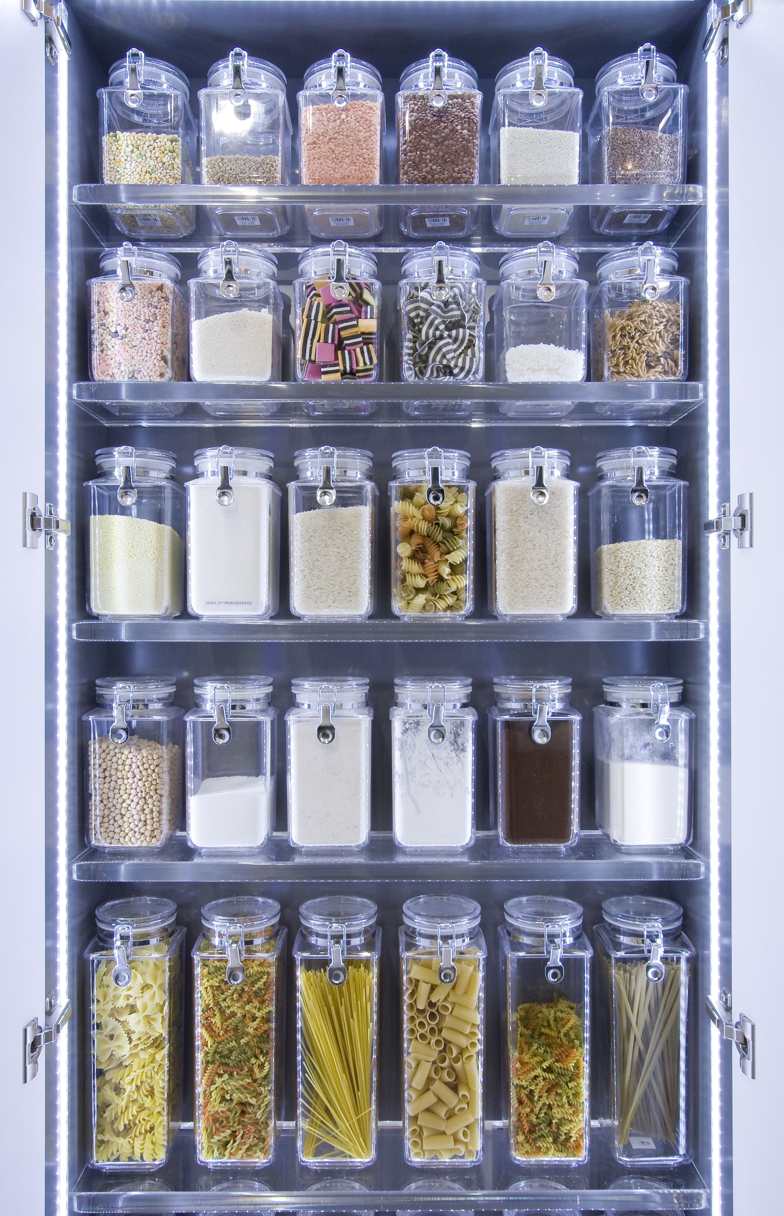 Garsden & Clarke Decor, Pantry, Kitchen #Interiordesign #Decor #Food #