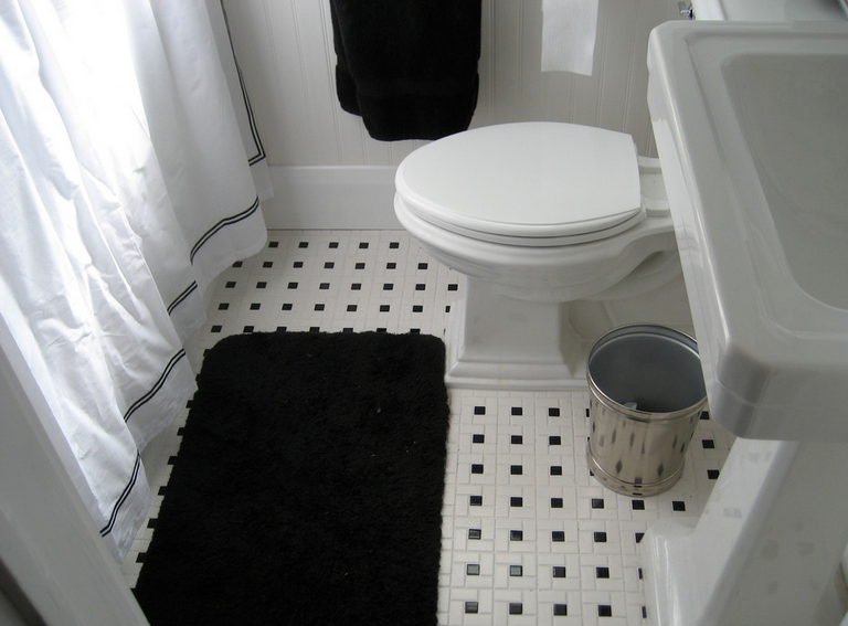 Myrtle beach re bath create a 1920s vintage bathroom for 1920s bathroom remodel ideas