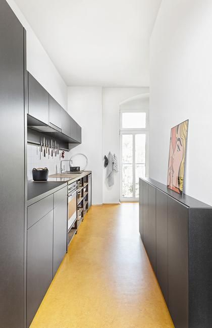 Home Staging Tips and Interior Design Ideas for Narrow Small Spaces