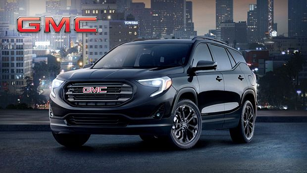 2019 Gmc Terrain Compact Suv With Turbocharged Engine Options