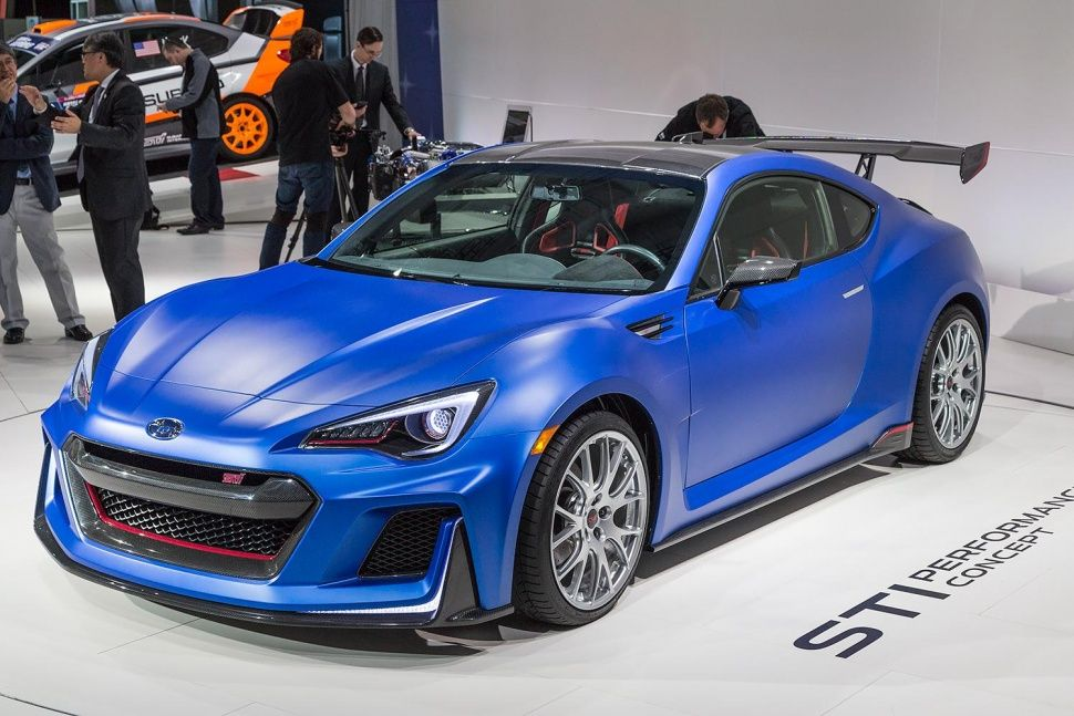 If only Subaru was cool enough to actual produce this car