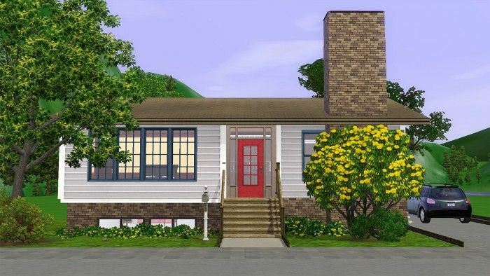 houses sims 3 free