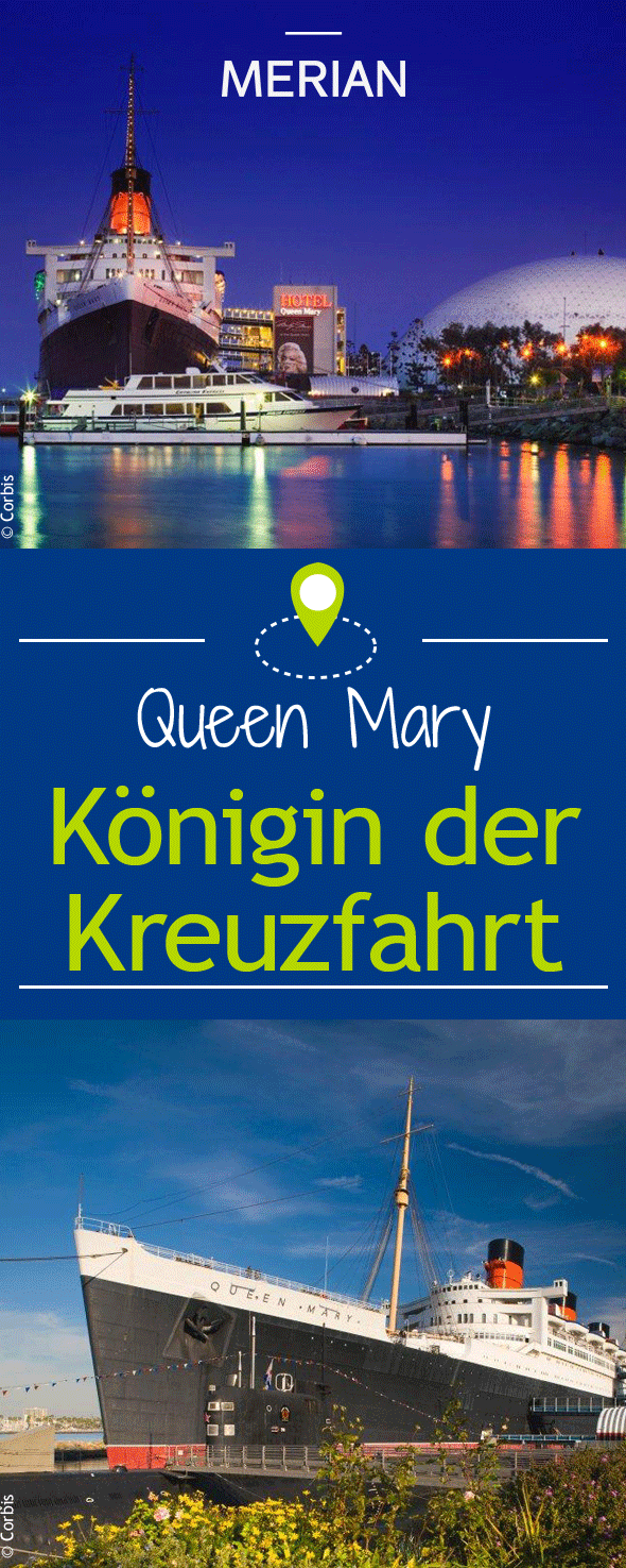 Queen Mary Geister