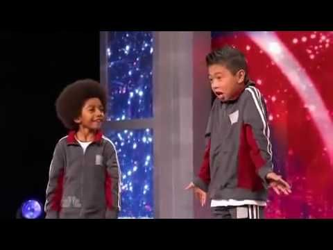 Future Funk America's Got Talent 2010 - Audition 1