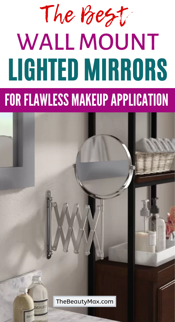 Top 10x Magnifying Lighted Makeup Mirrors The Ultimate