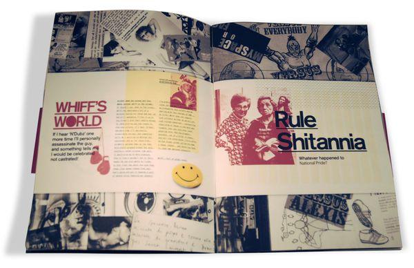 WHIFF Magazine on the Behance Network
