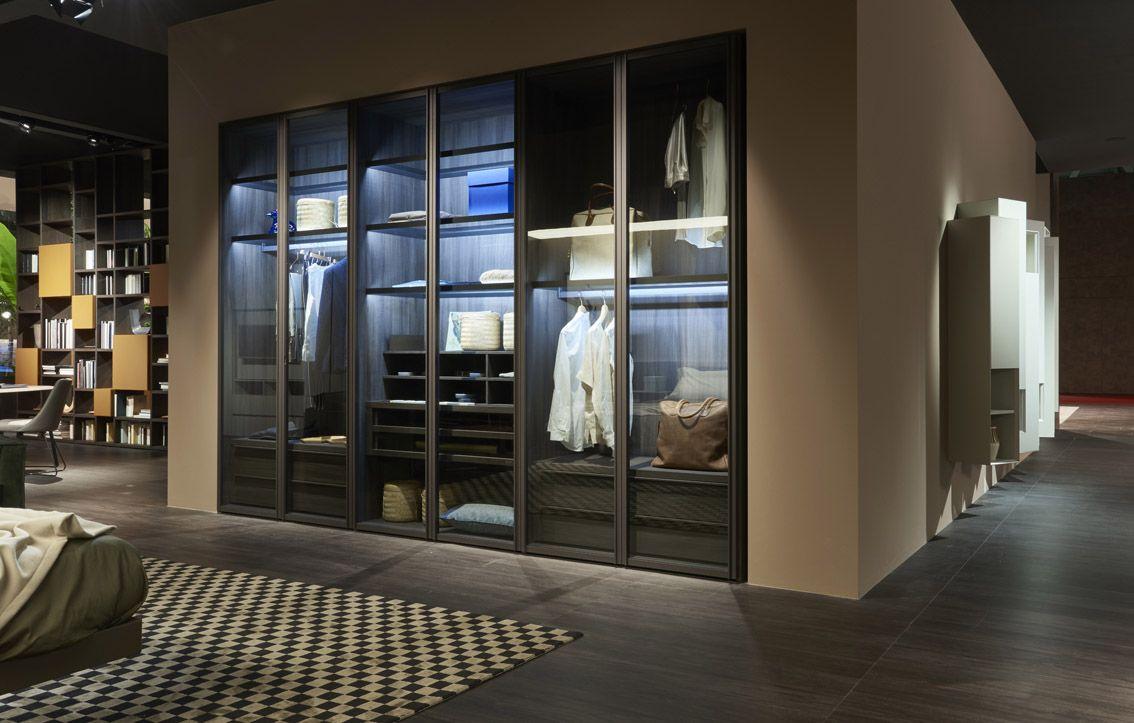 Kleiderschränke | Glastüren, Kleiderschränke und Beleuchtung