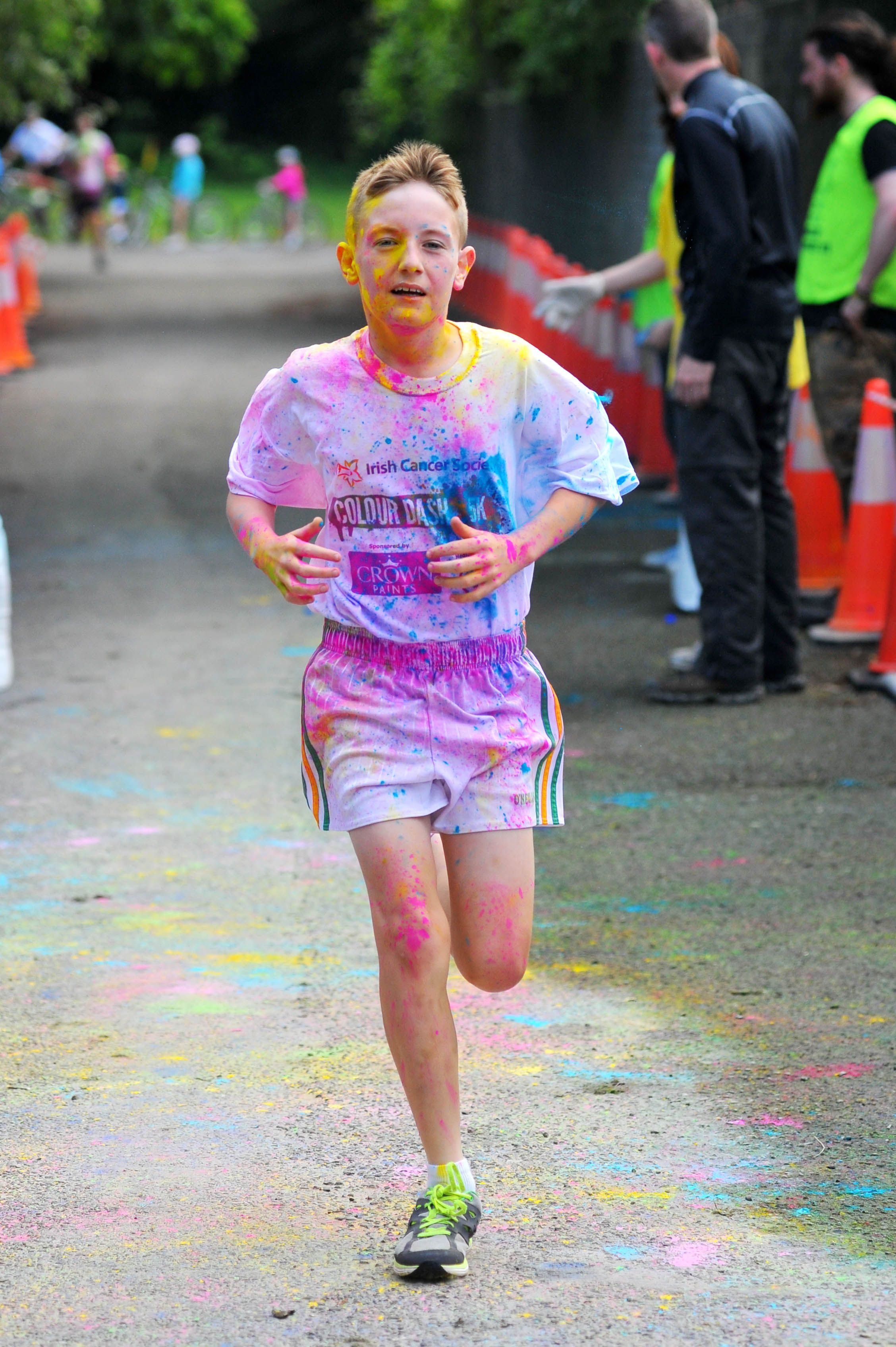 Colour Dash 2015